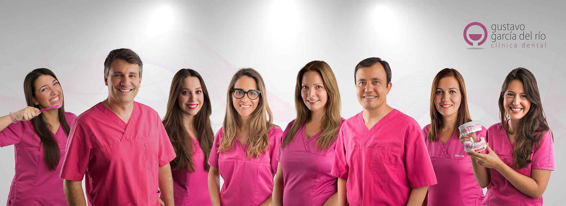 Dentistas Elche - Gustavo Garcia del Rio