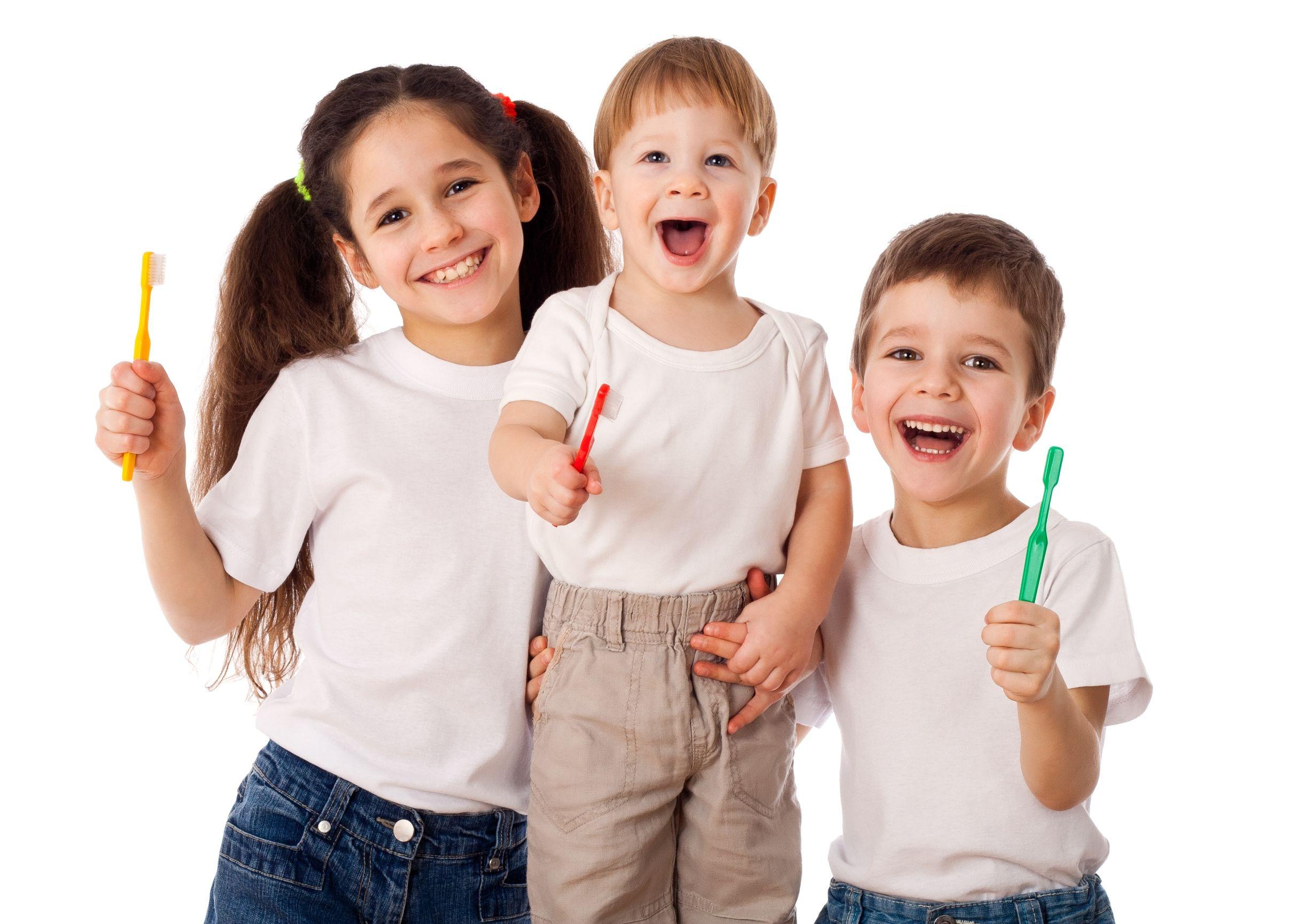 Gustavo Garcia del Rio - Dentisas para niños